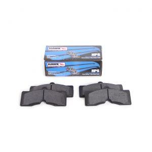 65-82 Hawk HPS Brake Pad - Axle Set