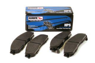 1997-2013 Corvette Hawk HPS Front Brake Pads