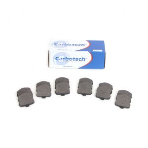 2006-2013 Corvette Z06/Grand Sport Carbotech AX6 Front Brake Pads