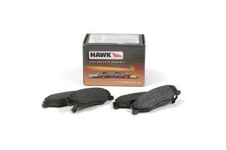 1997-2013 Corvette Hawk Ceramic Rear Brake Pads