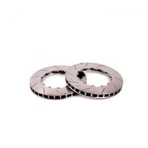"""97-13 Front 13"""" 2pc Slotted Brake Rotor Replacement Rings (Default)"""
