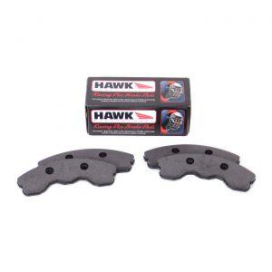 2006-2013 Z06/Grand Sport Front Hawk HP Plus Brake Pads (1-piece) - Brand Image