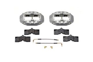 65-82 D8-4 Wilwood Aluminum Rear Brake Kit