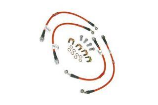 97-04 Stainless Brake Hose Set (Colors) (Brake Color)