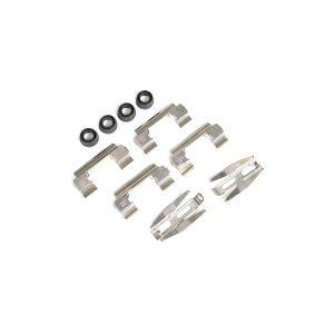 05-13 Front Brake Caliper Shim/Spring Kit (Default)