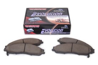 97-13 Power Stop Z16 Ceramic Front Brake Pads