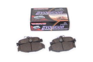 84-96 Power Stop Z16 Ceramic Rear Brake Pads