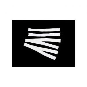 1956-1962 Corvette Door Lock Rod Cloth Sleeve Kit