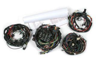 70E Manual w/o AC Wiring Harness Package