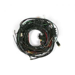 71 Rear Light Wiring Harness w/ Fiberoptics (w/o Alarm)
