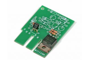 1978-1982 Corvette Dome Light Timer Circuit Board (Delay By-Pass)
