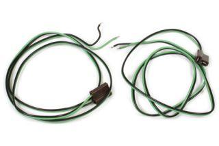 1968-1969 Corvette Radio Speaker Harness w/Monaural Radio