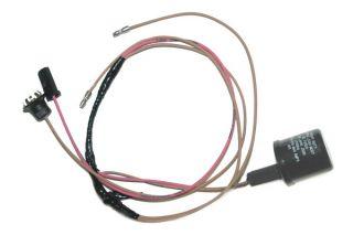 58-62 Custom Wiring Harness Optional Park Brake Warning Lamp Harness Kit