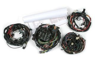70L Auto w/AC Wiring Harness Package