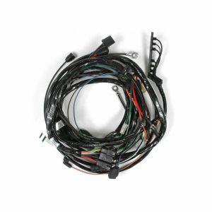 71 Headlight & Forward Light Wiring Harness (w/Fiberoptic Sub Assembly)