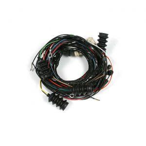 70 Rear Light Wiring Harness w/Fiberoptics Assembly (w/o Alarm)
