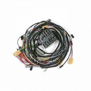 62 Dash Main Wiring Harness w/Fuse Box