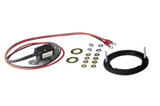 57-74 1x4 Single Point Distributor Ignitor Ignition Kit (Default)