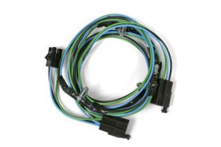 1981 Corvette Alarm System Wiring Harness