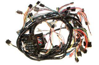 80 Auto Dash Main Wiring Harness