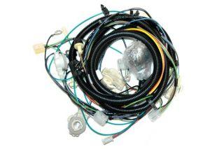 80 Headlight Wiring Harness w/Stereo Tape