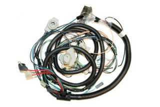 81 Headlight Wiring Harness