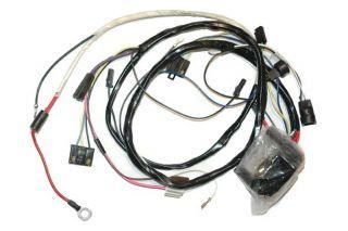 77 Manual Engine Wiring Harness