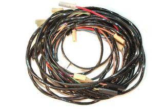 56E Power Top Main Wiring Harness
