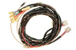 56L-57 Power Top Main Wiring Harness