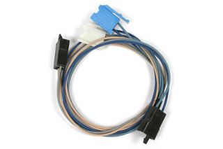 1978-1982 Corvette Radio to Front Speaker Wiring Harness (Stereo w/Front Speakers Only)