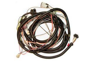 78 w/o Rear Speakers Rear Light Wiring Harness