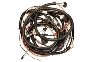 80 w/Defog Rear Light Wiring Harness