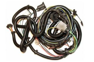 81 w/o Rear Defog Rear Light Wiring Harness
