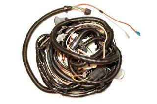 82 w/Rear Defog Rear Light Wiring Harness