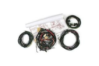 1956 Corvette Auto Wiring Harness Package