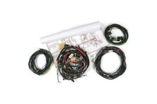1956 Corvette Manual Wiring Harness Package