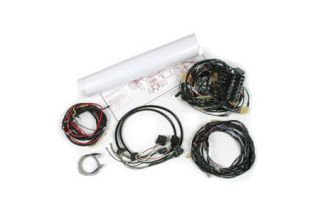 1960 Corvette Manual Wiring Harness Package