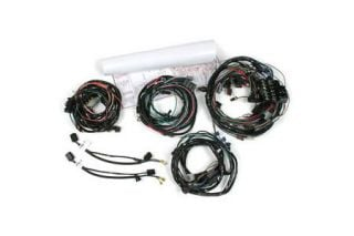 1964 Corvette Conv w/Back-Up Lights Wiring Harness Package