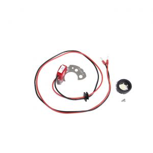 1956-1961 Corvette 2x4 Dual Point Distributor Ignitor II Ignition Kit