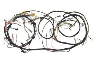 53-55 Dash Main Wiring Harness