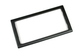 1997-2004 Corvette Rear License Plate Frame (Reproduction)