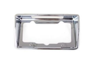 68-73 Rear License Bezel