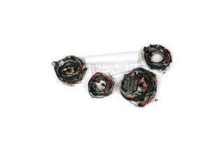 75 Manual Wiring Harness Package (w/ Seatbelt Interlock)