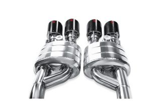 06-13 Z06/ZR1 Akrapovic Stainless Slip-On Exhaust System (Req. Tips)