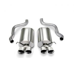 05-08 LS2/LS3 Corsa Sport Exhaust System - Quad 4.5in Polished Tips
