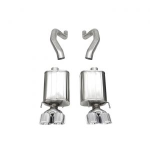06-13 LS7/LS9 Corsa Xtreme Exhaust System - Polished 4.5in Pro Series Tips