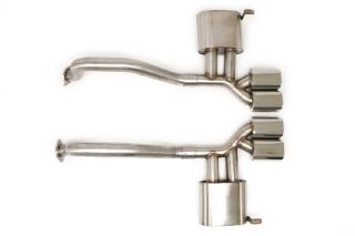 """97-04 BBE PRT Tri-Flo Exhaust System - 4.5"""" Oval Tips"""
