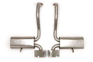 97-04 BBE RT66 Tri-Flo Exhaust System - Speedway Tips - Brand Image