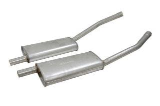 53-55 6-Cylinder Mufflers