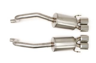 "09-13 BBE PRT Exhaust System - 4.5"" Oval Tips"